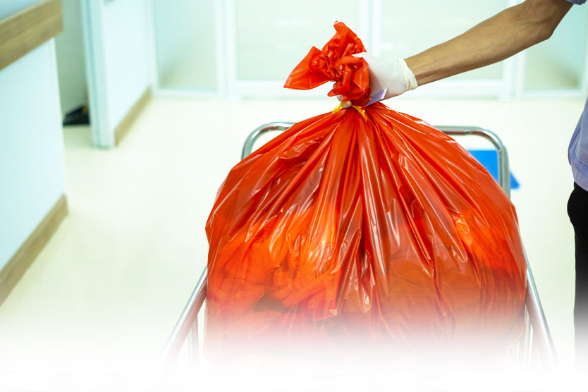 Waste disposal for apartment living