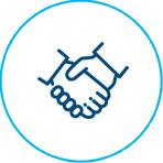 Strata agreement icon