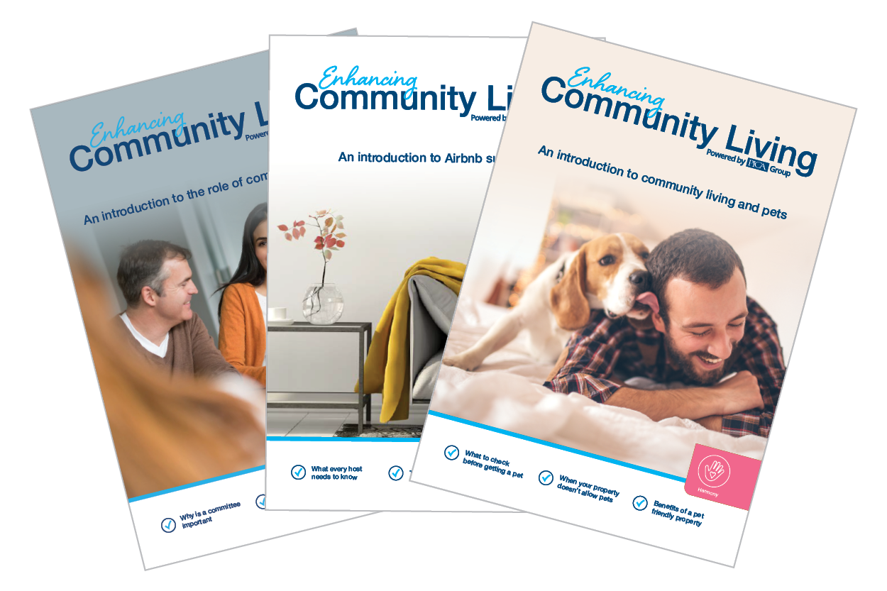 Community Living Guides
