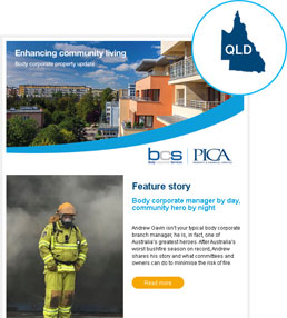 QLD newsletter sample-March 2020