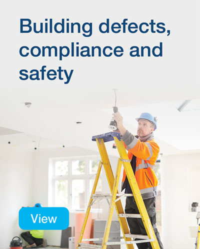 Strata news library - building defects, compliance and safety articles