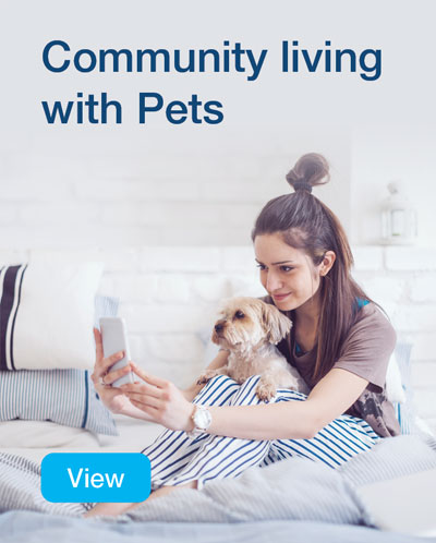 strata news library pets and community living articles